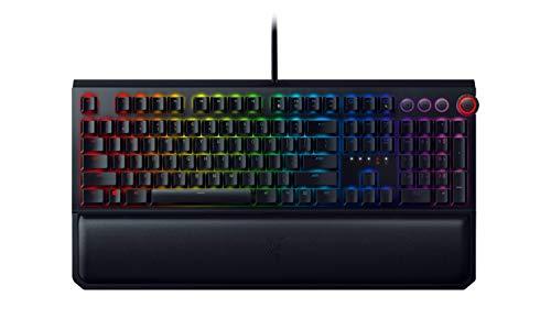 Razer BlackWidow Elite Mechanische Gaming Tastatur (mit...