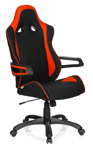 hjh OFFICE 621841 Gaming Stuhl RACER PRO II Stoff...