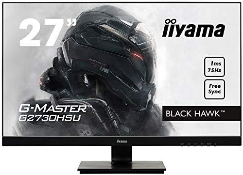 iiyama G-MASTER Black Hawk G2730HSU-B1 68,58 cm (27...
