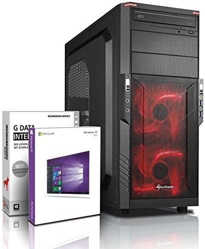 Ultra 8-Kern DirectX 12 Gaming-PC Computer FX 8300...