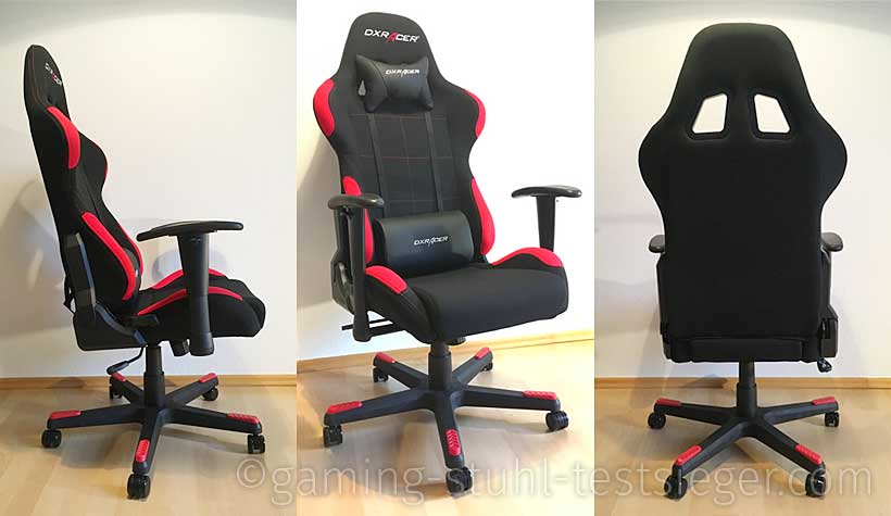 dxracer 1 review - 3 Ansichten