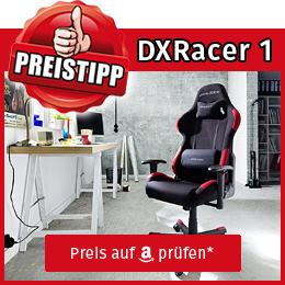 Unser Preistipp DXRacer 1