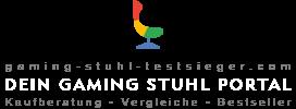 Gaming Stuhl Portal +++ Tests, Vergleiche, Beratung: Gamerstuhl Top10